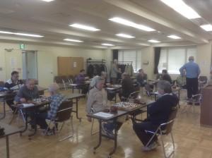 囲碁大会BCDクラス