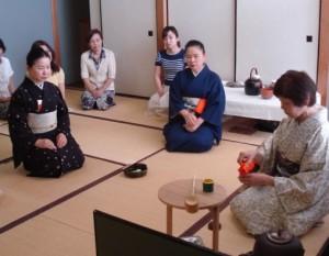 茶道入門講座(2015.5.24)①